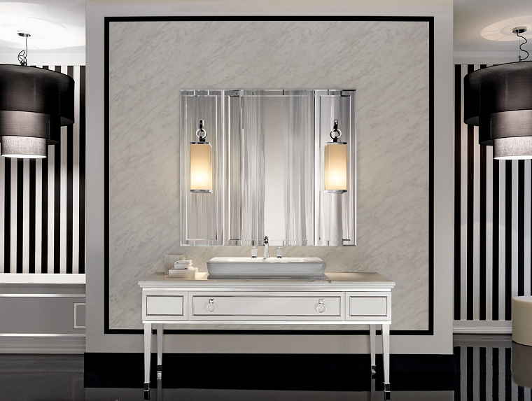lampadari bagno-stile-retro