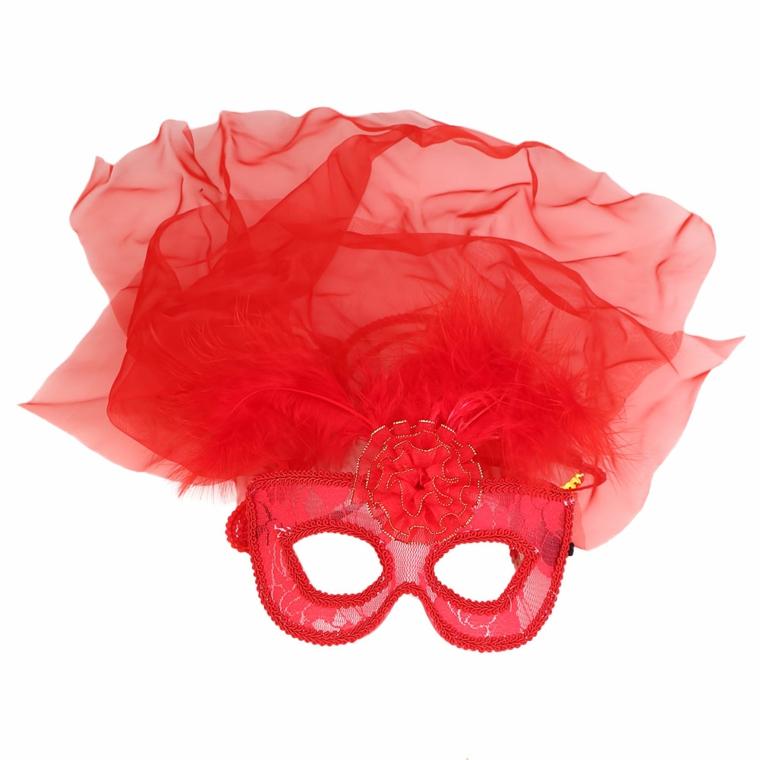 lavoretti-di-carnevale-proposta-interamente-rosso-realizzabile-fai-da-te-velo-copricapo