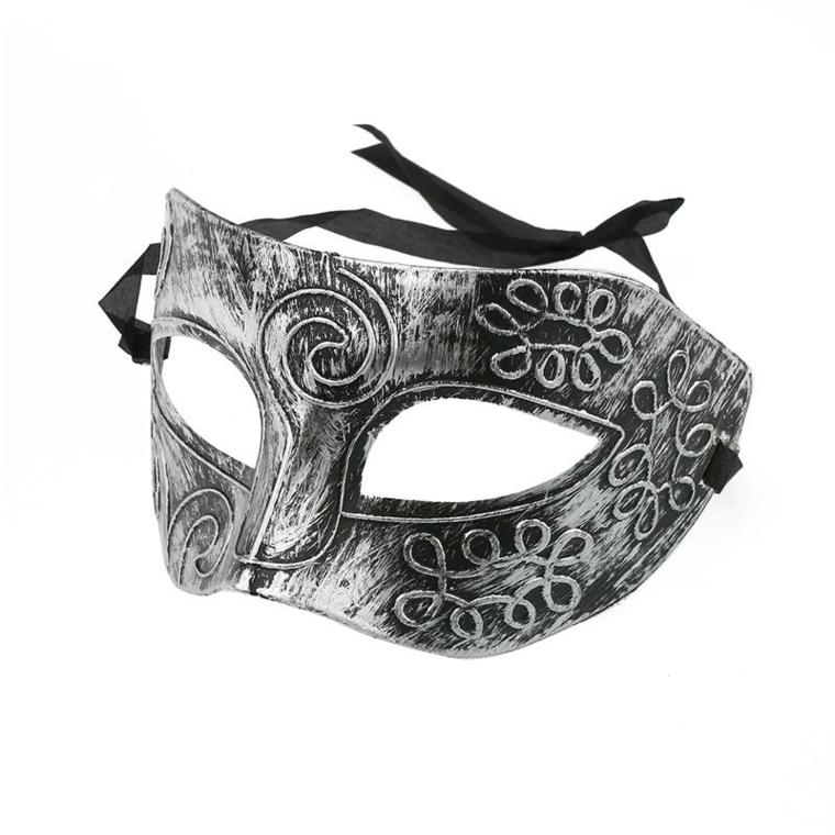 maschera-di-carnevale-mezzo-volto-nero-effetto-anticato-decorazioni-rilievo-spirale-fronte
