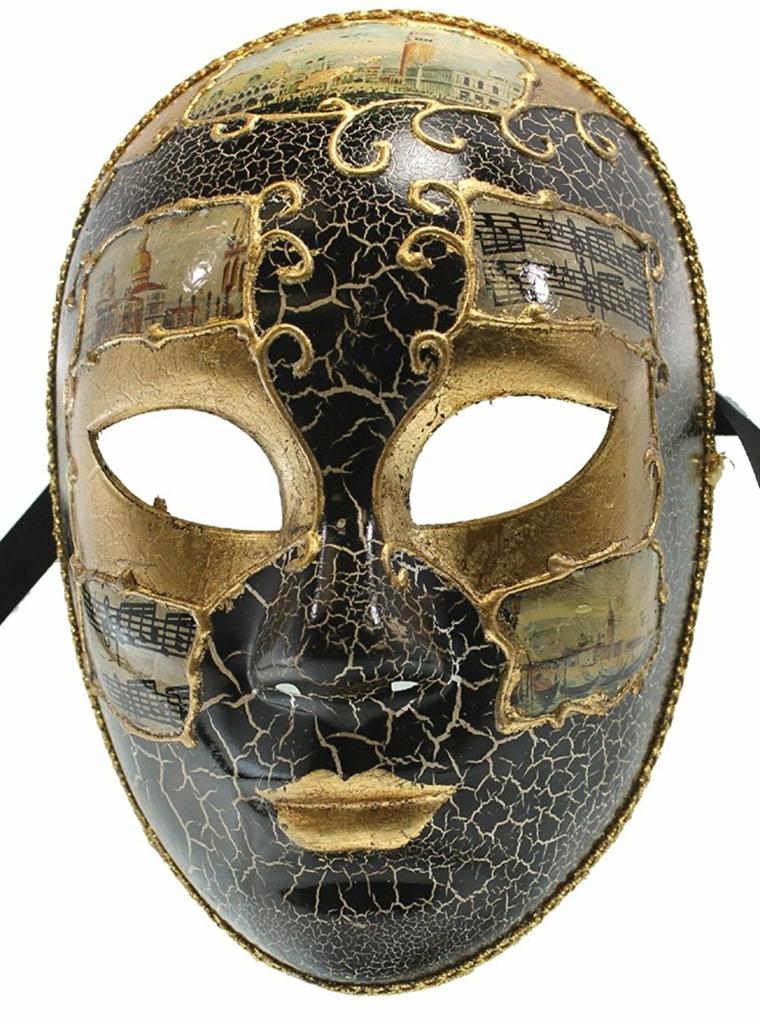 maschera-veneziana-idea-tutto-viso-nera-parte-intorno-occhi-labbra-oro