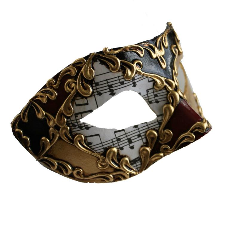 maschere-di-carnevale-tradizionale-colombina-veneziana-spartito-musicale-decori-dorati-tutta-figura