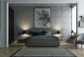 Pareti grigie: una cornice elegante e moderna per living e camera da letto