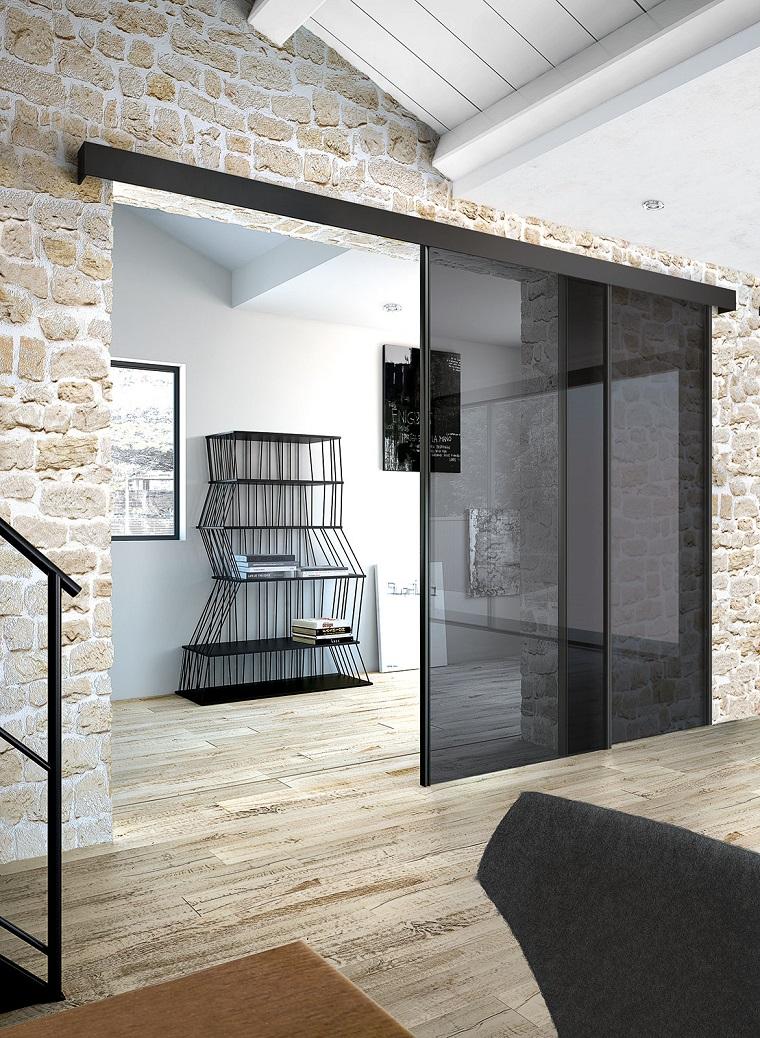 porta-scorrevole-idea-vetro-nero