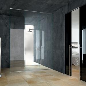 Archzine idee per la casa arredo giardino - Porte scorrevoli bagno ...