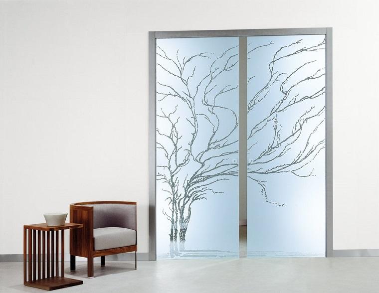 porte scorrevoli-decorazione-albero