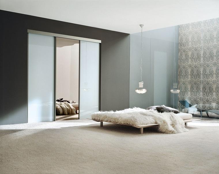 Porte scorrevoli 50 soluzioni dal design sorprendente - Porta mantovana ...