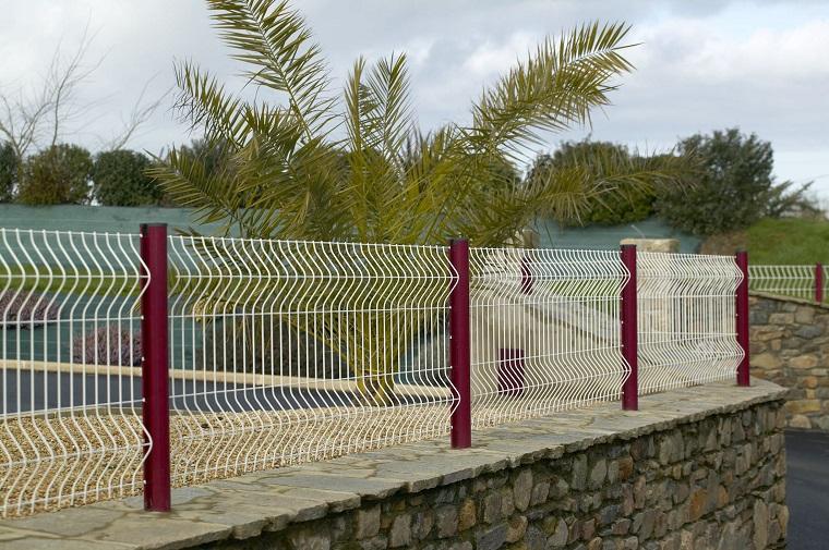 Recinti per giardini latest floranica bordura rollborder - Recinti per giardini ...