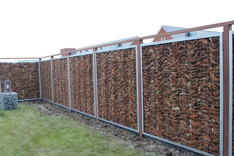 recinzioni giardino-gabbioni-metallici