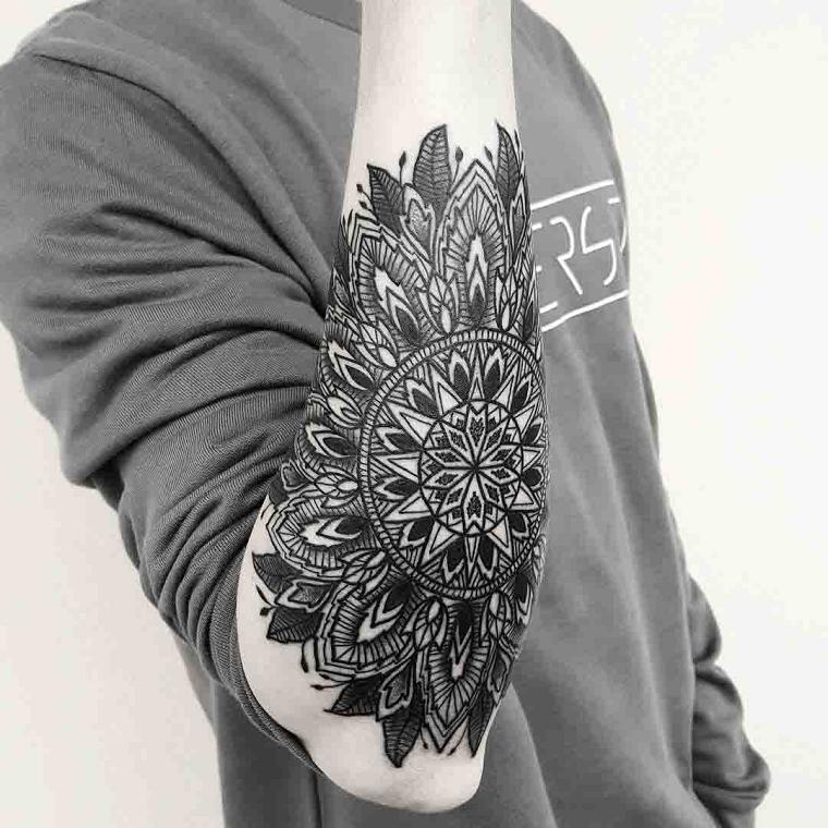 tatuaggi avambraccio-proposta-stile-maori