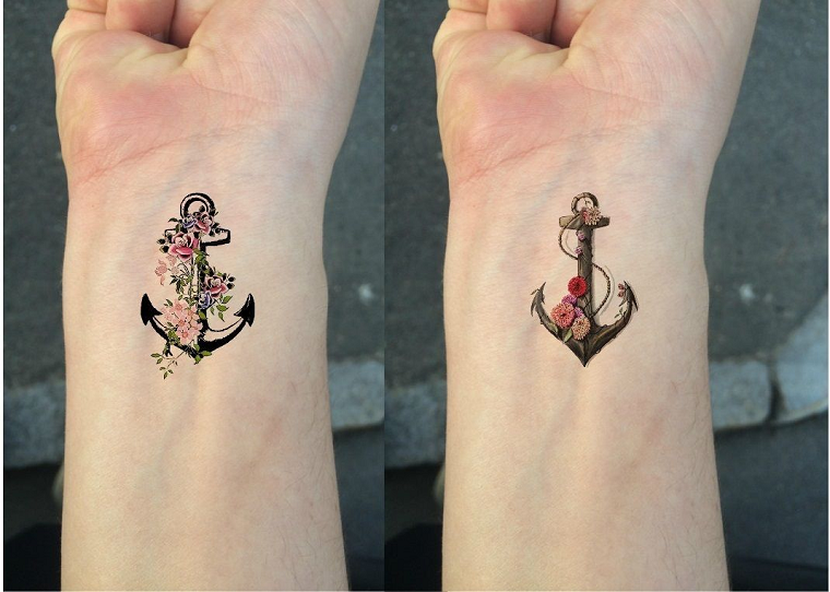 Tatuaggi Polso 100 Idee Fra Scritte Disegni Simboli E Altro