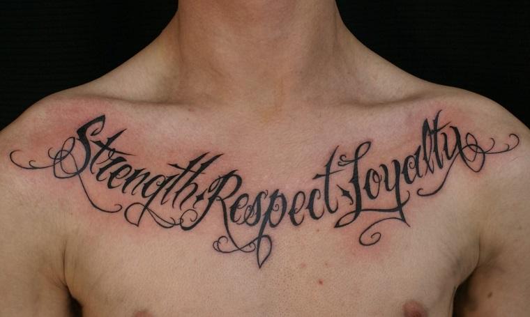 Molto Tatuaggi scritte: sul corpo, tutta la poesia delle parole  PW42