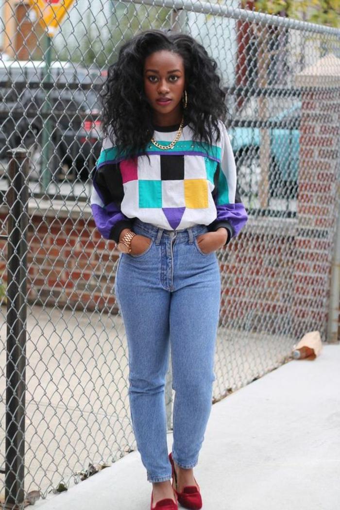 best website ebfa9 c158c ▷ Idee di 80+ di vestiti anni 80 davvero sorprendenti