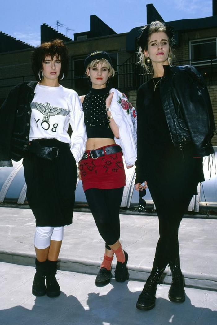 best website 33cb0 94ec8 ▷ Idee di 80+ di vestiti anni 80 davvero sorprendenti
