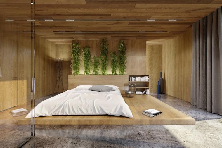 1001 idee come arredare la camera da letto con stile - Piante per camera da letto ...