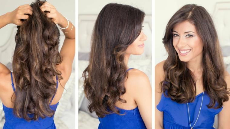1001 idee di capelli mossi dai look corti a quelli pi for Piega lamiera fai da te