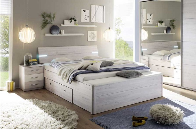 1001 idee come arredare la camera da letto con stile for Idee armadio camera da letto