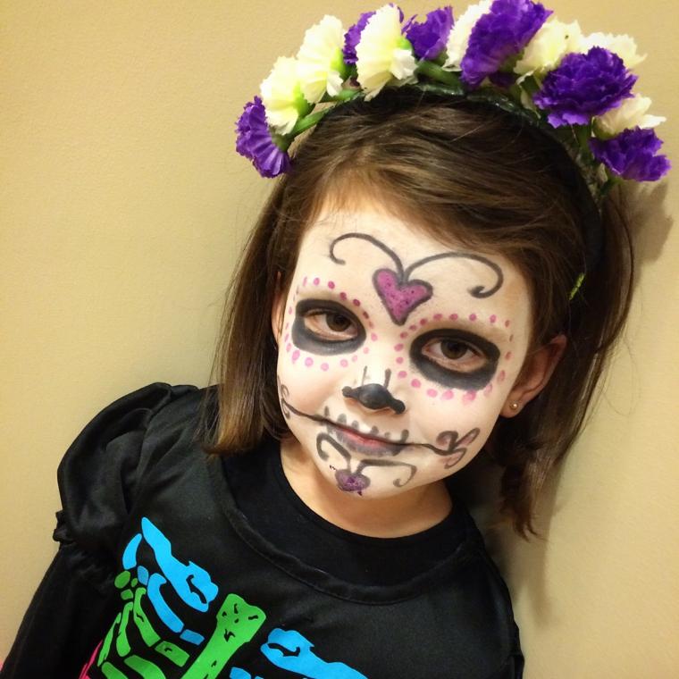 Top ▷ 1001 + idee trucco Halloween - semplici da realizzare YK95