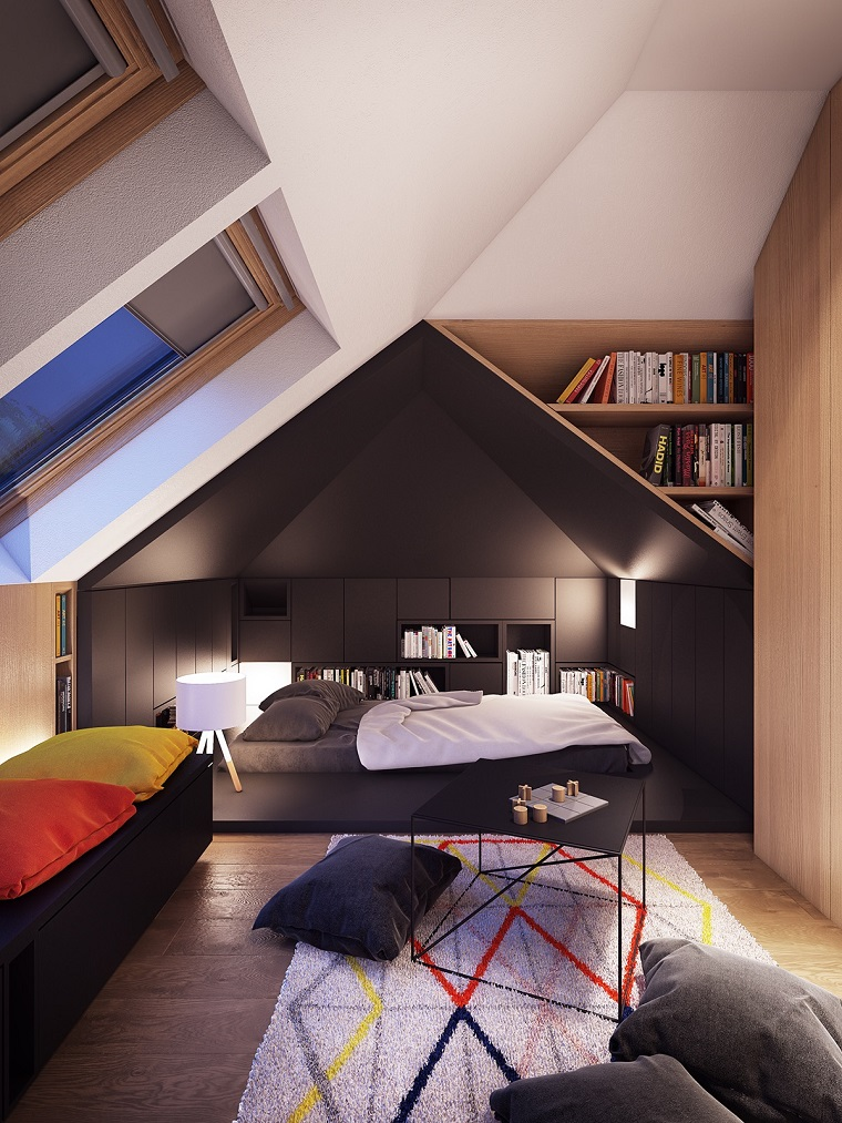 1001 idee come arredare la camera da letto con stile for Idee per arredare camera da letto piccola