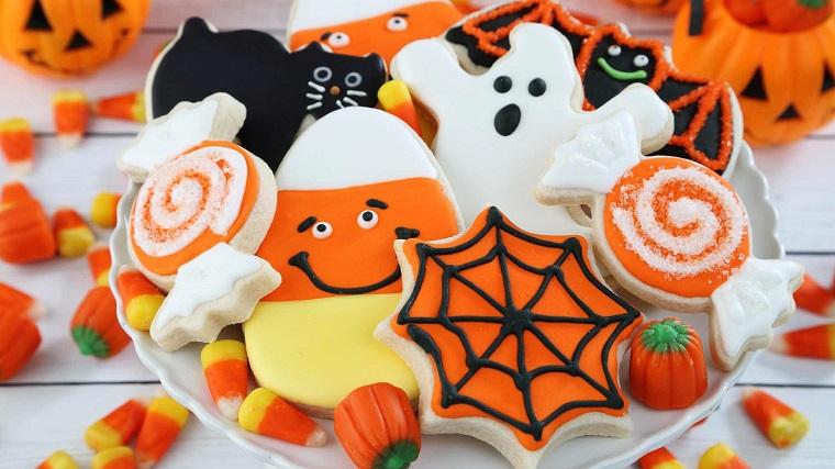 Célèbre ▷ 1001 + idee per ricette Halloween facili e gustose NH89