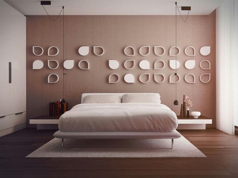 1001 idee come arredare la camera da letto con stile - Lampadari stanza da letto ...