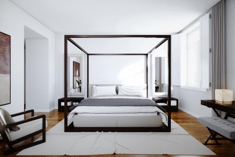 Camera Da Letto Con Struttura In Legno E Bauli Interior Design : Idee come arredare la camera da letto con stile