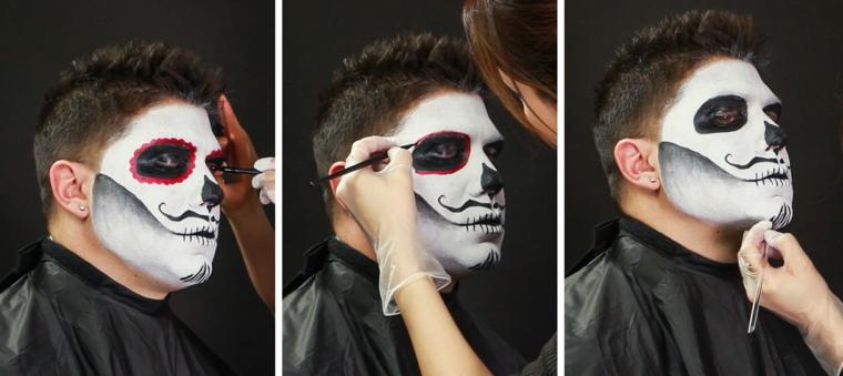 Trucco Halloween Vampiro Uomo.1001 Idee Trucco Halloween Semplici Da Realizzare