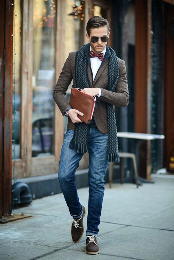 Vestiti Eleganti Con Jeans.1001 Idee Per Abbigliamento Casual Uomo Da Copiare