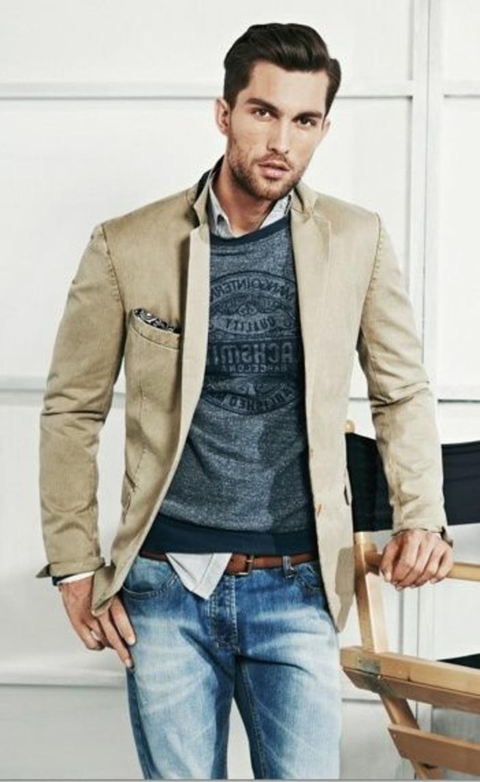 11e13b8bfc Abbigliamento casual uomo – 60 outfit e una lista di consigli ...