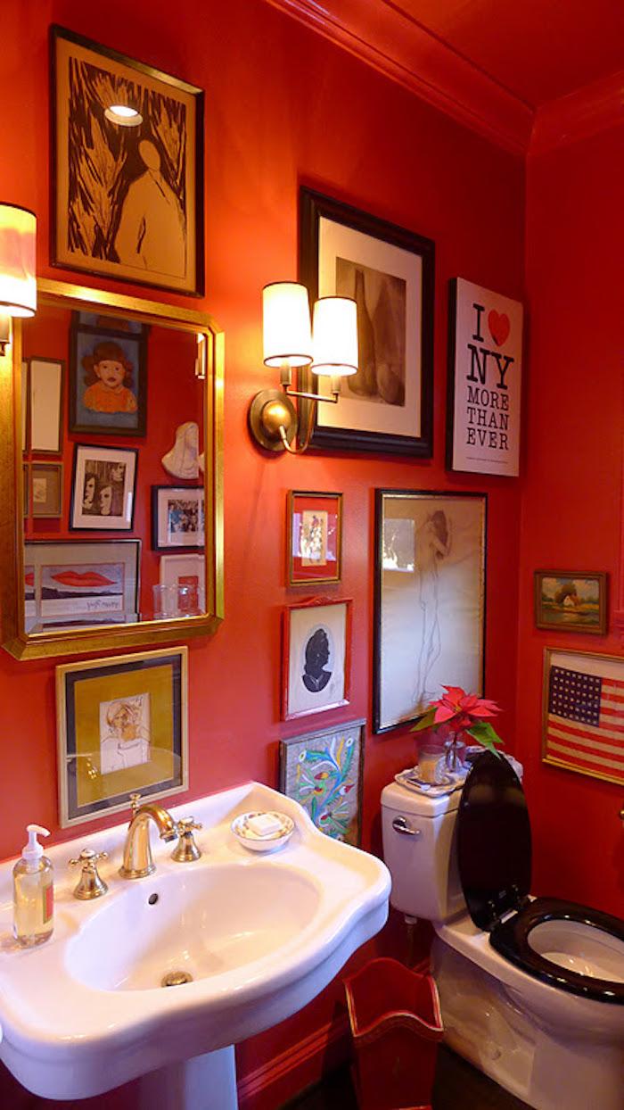 1001 idee per decorazioni bagno idee originali for Accessori bagno vintage