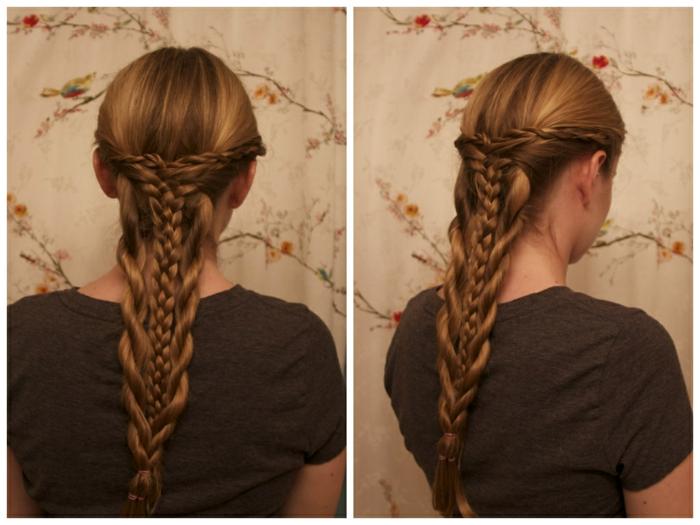 acconciature-medievali-due-immagini-ragazza-capelli-lunghi-raccolto-due-trecce-una-esterna-una-interna