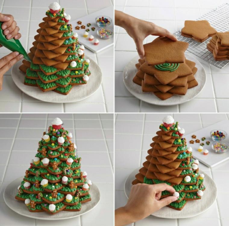 1001 idee per biscotti di natale ricette e tutorial for Ricette originali