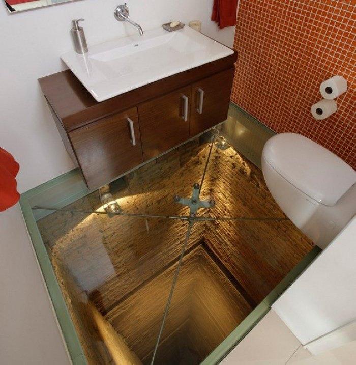 arredamento-bagno-moderno-pavimento-vetro-trasparente-decorazione-mobili-design-moderno