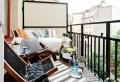 Arredare il balcone piccolo senza rinunciare al design – consigli da seguire