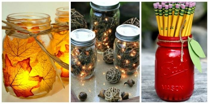 barattoli-di-vetro-decorati-tre-idee-fai-da-te-lampada-foglie-porta-matite