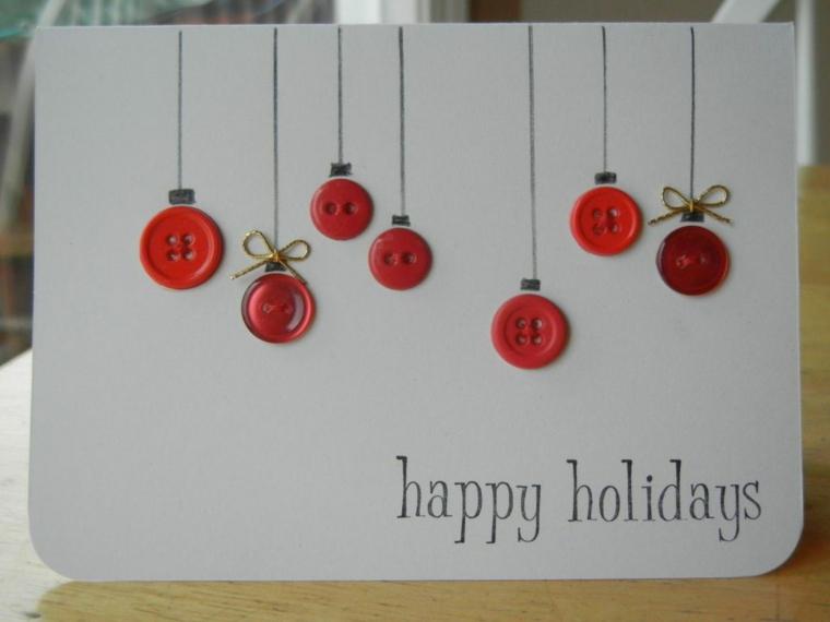 spesso ▷ 1001+ idee per biglietti di Natale originali da realizzare  JG64