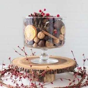 Centrotavola natalizi - ecco come creare la perfetta atmosfera anche in tavola