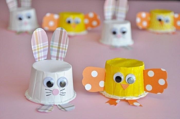 contenitori-muffin-trasformati-conigli-grandi-orecchie-pulcini-ali-pois-occhi-mobili