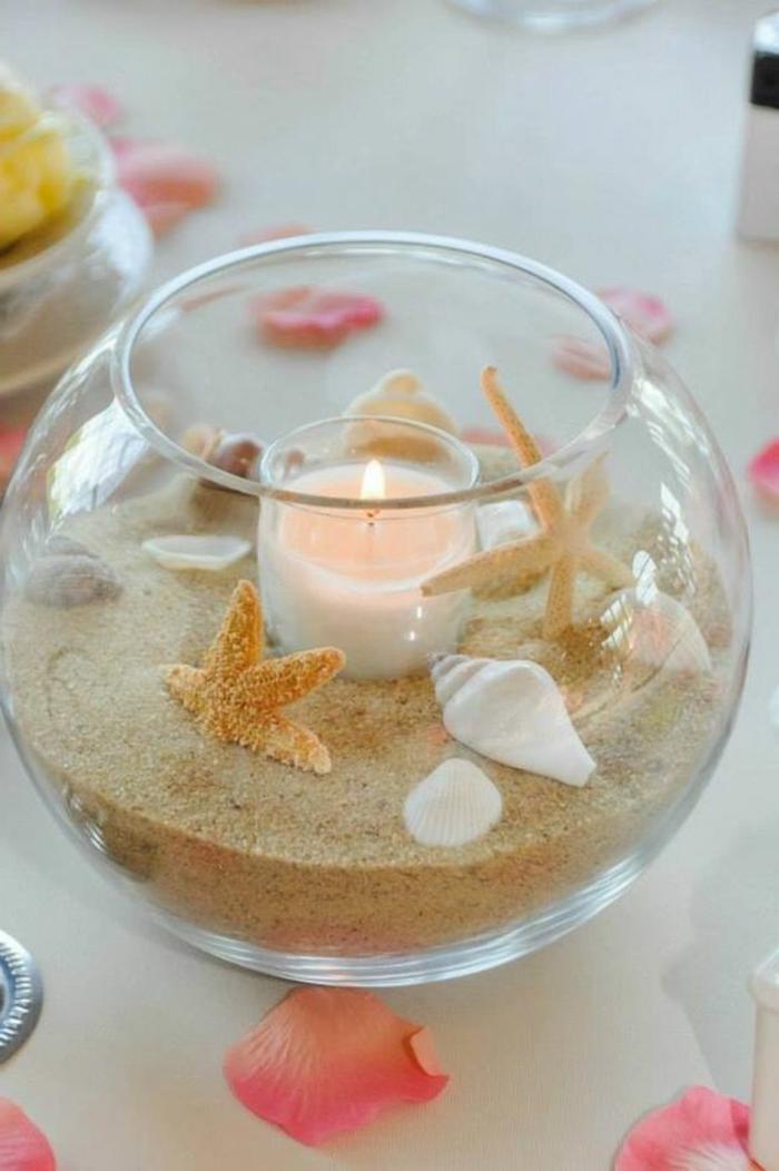 decorazioni-con-conchiglie-contenitore-vetro-sferico-sabbia-portacandele-stelle-marine-sassolini-mare-addobbi-estivi
