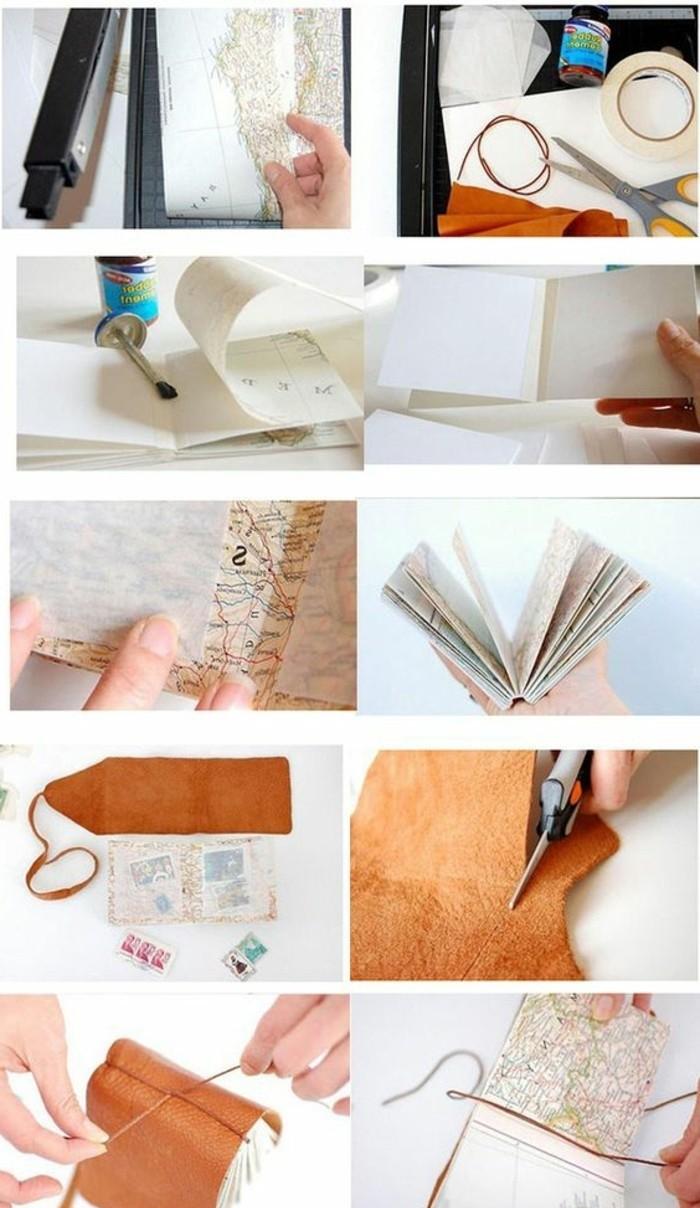 diario-di-viaggio-materiali-necessari-forbici-colla-foto-cucire-copertina-pelle-filo-ago