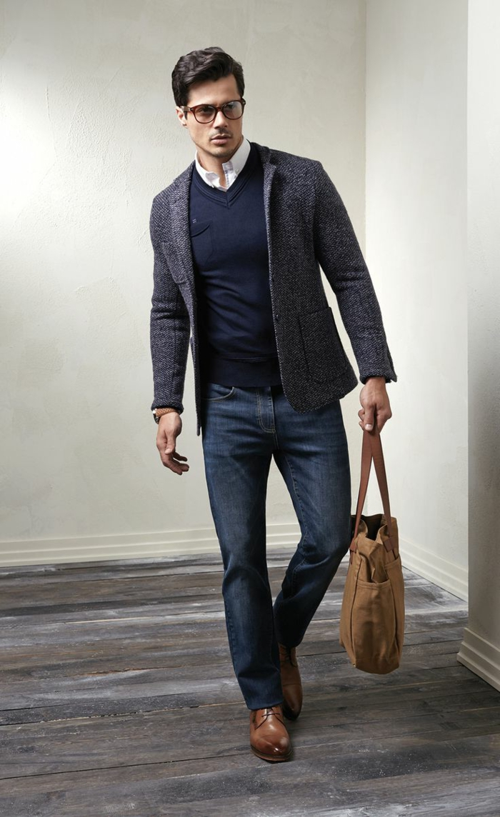 6d88be1a2de9 Abbigliamento casual uomo – 60 outfit e una lista di consigli ...