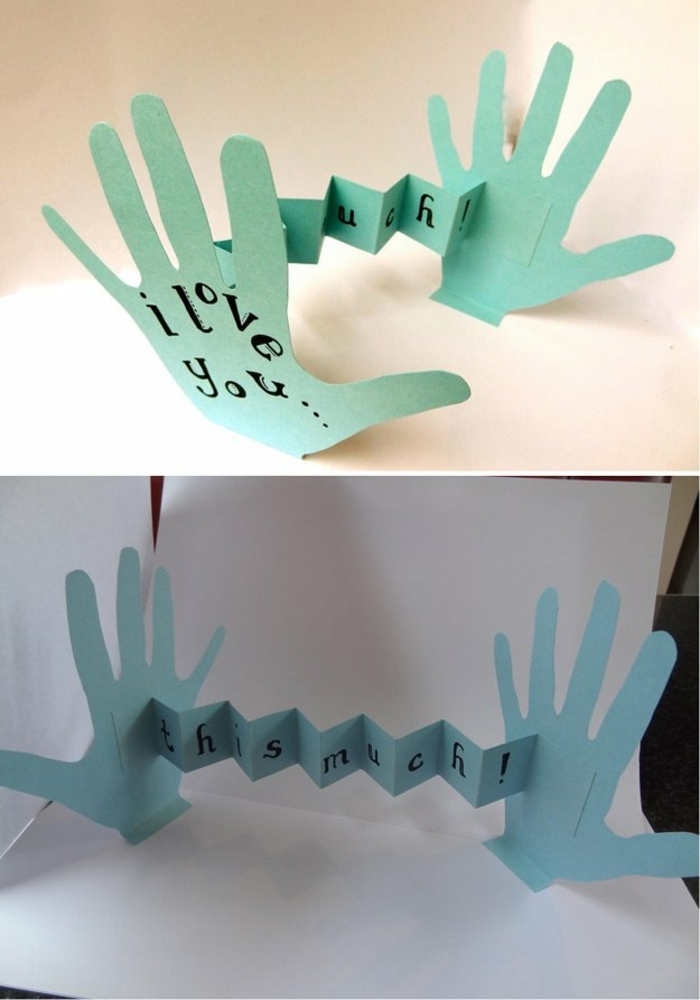 festa-del-papà-regali-fatti-da-bambini-mani-carta-scritta-fai-da-te-carta-colorata-colla-idea-regalo