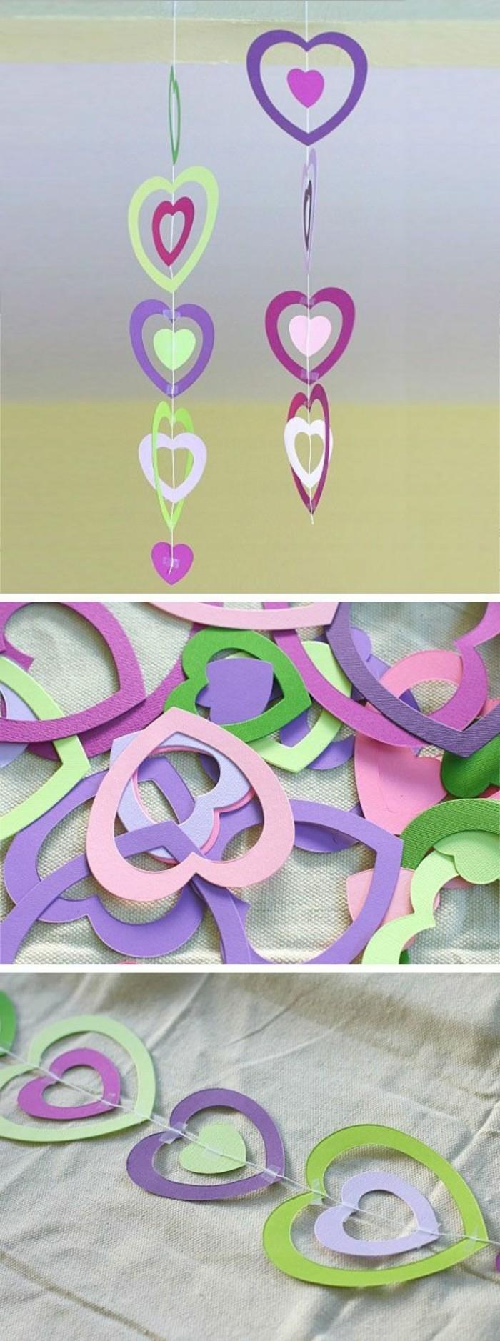 ghirlanda-carta-colorata-forma-cuore-idea-regalo-san-valentino-attivita-manuale