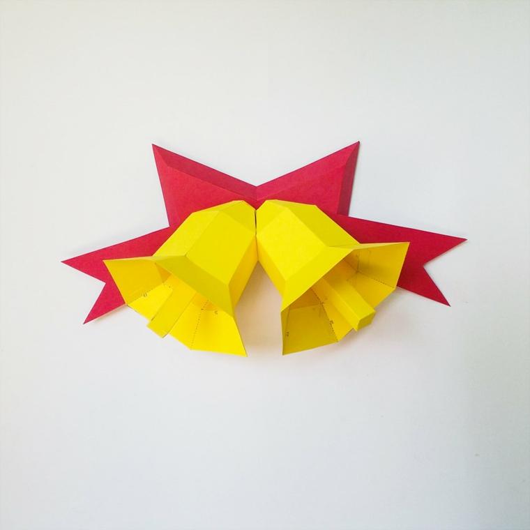 1001 idee per ghirlande natalizie anche da realizzare fai for Ghirlande di carta