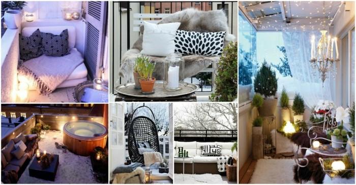1001 idee per arredare il balcone piccolo con accenti di for Arredamento outdoor design