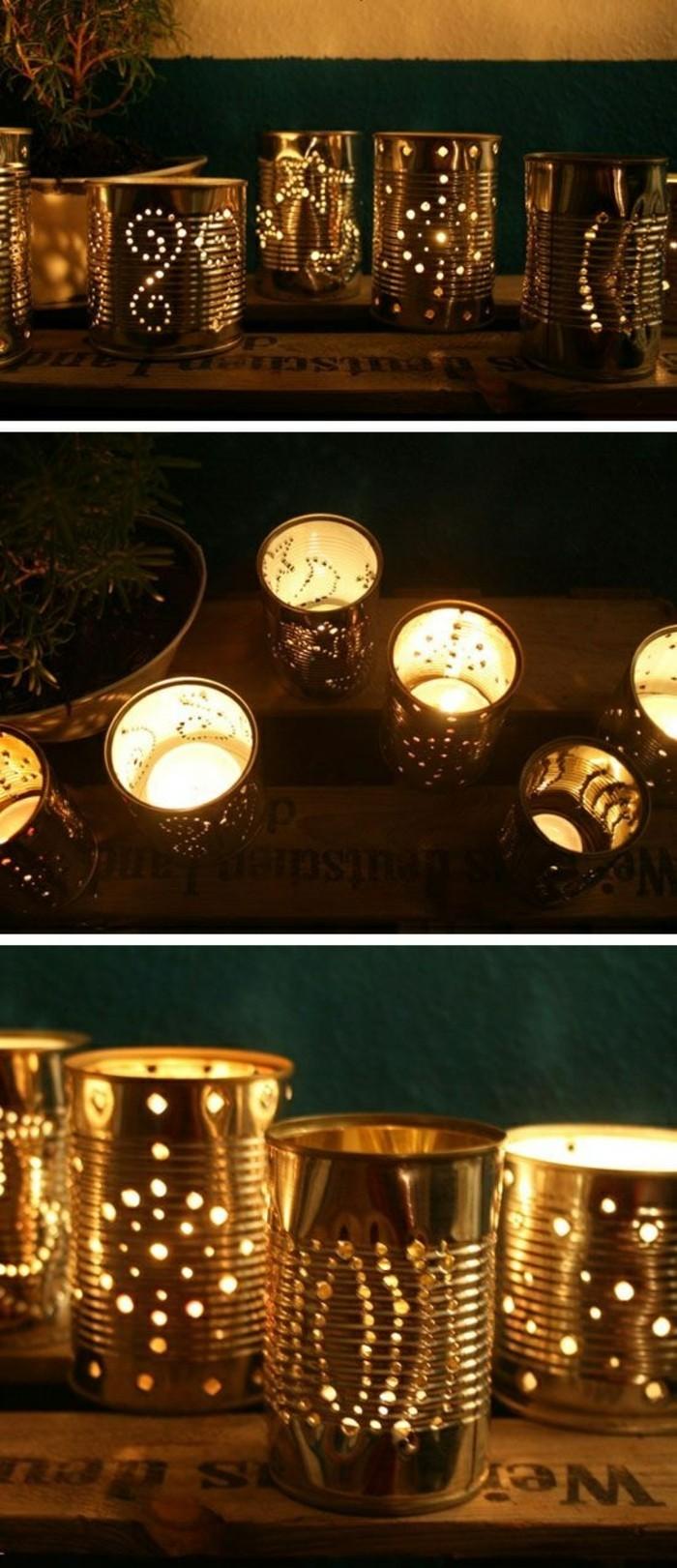 illuminazione-da-esterno-lanterne-fai-da-te-barattolo-latta-decorazioni-incise