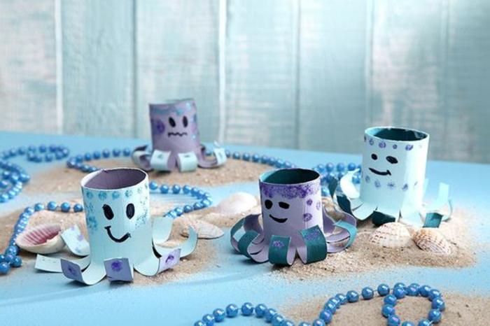 lavoretti-bambini-fai-da-te-carta-decorazioni-marine-riciclo-creativo-diy-collana-perle-blu