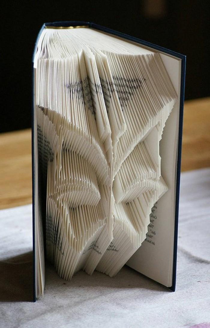 libri-piegati-farfalla-idea-creativa-realizzare-sculture-originali