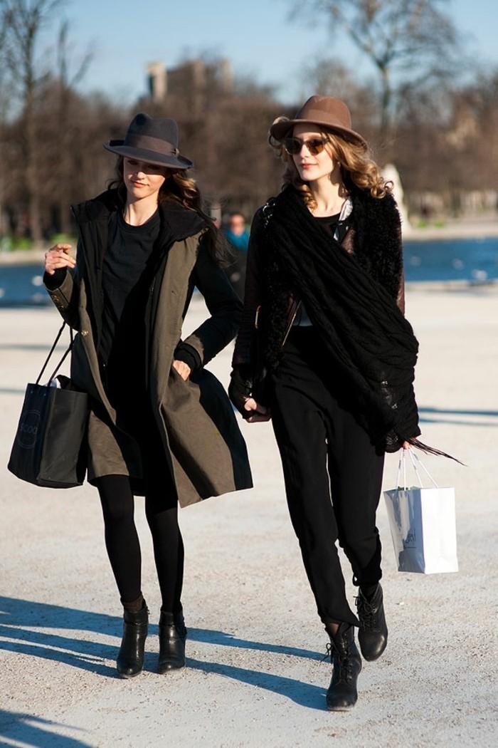 moda-inverno-2017-ragazze-cappotti-cappelli-borse-stile-eleganza-vestiti-invernali