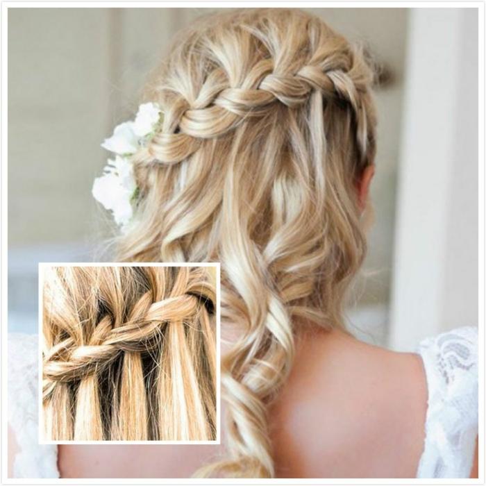 ragazza-capelli-lunghi-biondo-miele-treccia-laterale-decorata-fiori-bianchi