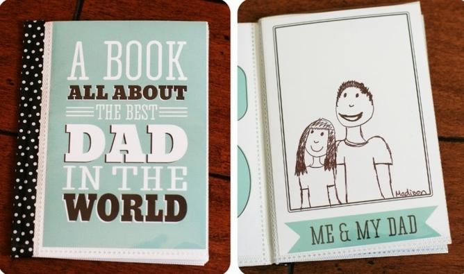 regali-per-papà-idea-fai-da-te-libro-ricordi-regalo-sentimentale-disegno-matita-diy